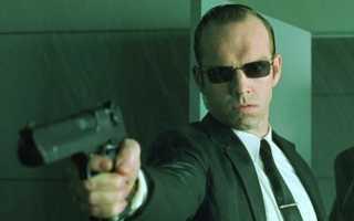Агент Смит как ключевой персонаж мира Матрица