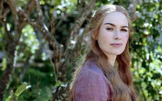 Серсея Ланнистер – безумная королева