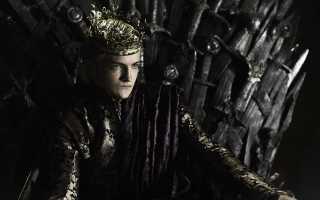 Джоффри Баратеон: безумный король умер, да здравствует новый безумный король!