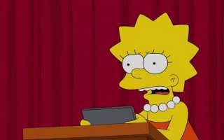 Все о Лизе Симпсон, ее характере, истории и особенностях.