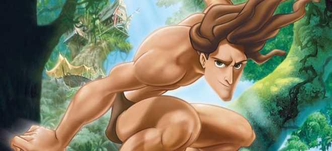 Легенды о Тарзане
