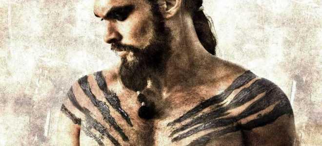 Кхал Дрого: история отважного Дотракийца