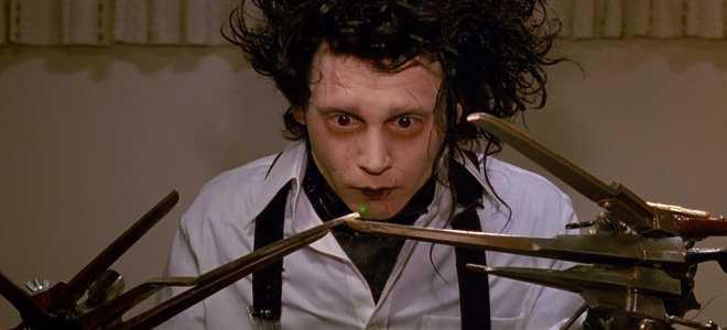 Эдвард Руки-Ножницы – милый герой или убийца