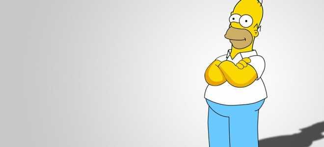 Гомер Симпсон — выдающийся персонаж нашего времени.