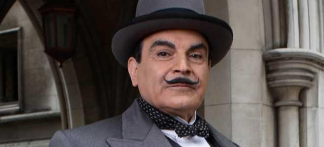 Эркюль Пуаро как важный персонаж английских детективов