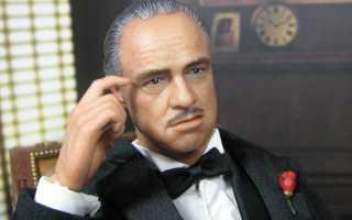 Характеристика главного мафиози Вито Корлеоне