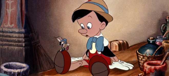 Описание героев сказки про Пиноккио