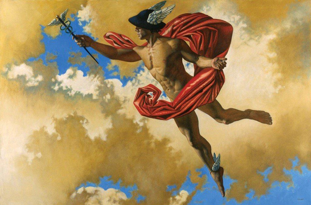 древнегреческий бог гермес картинки комментарии
