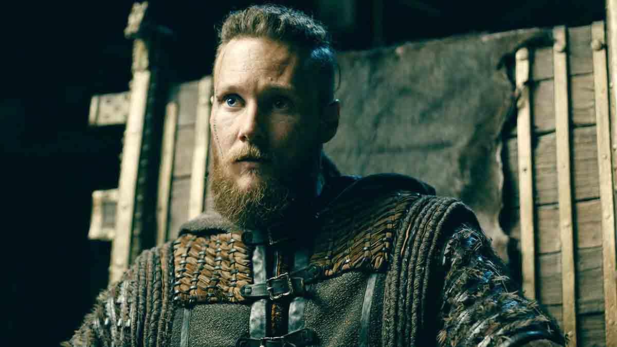 "Характеристика викинга Уббе, персонажа из телесериала ""Викинги"""